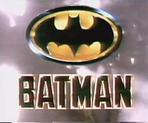 Making of Tim Burton's 1989 Batman