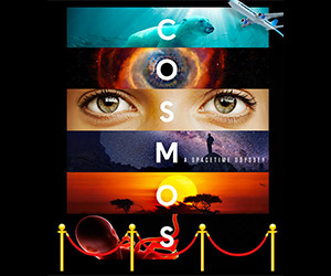 Win Tickets to Attend the Cosmos Premiere Screening