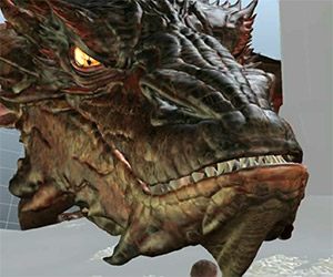 Benedict Cumberbatch Does Motion Capture for Smaug