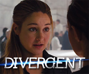 Divergent: Thrilling New Extended Preview Trailer