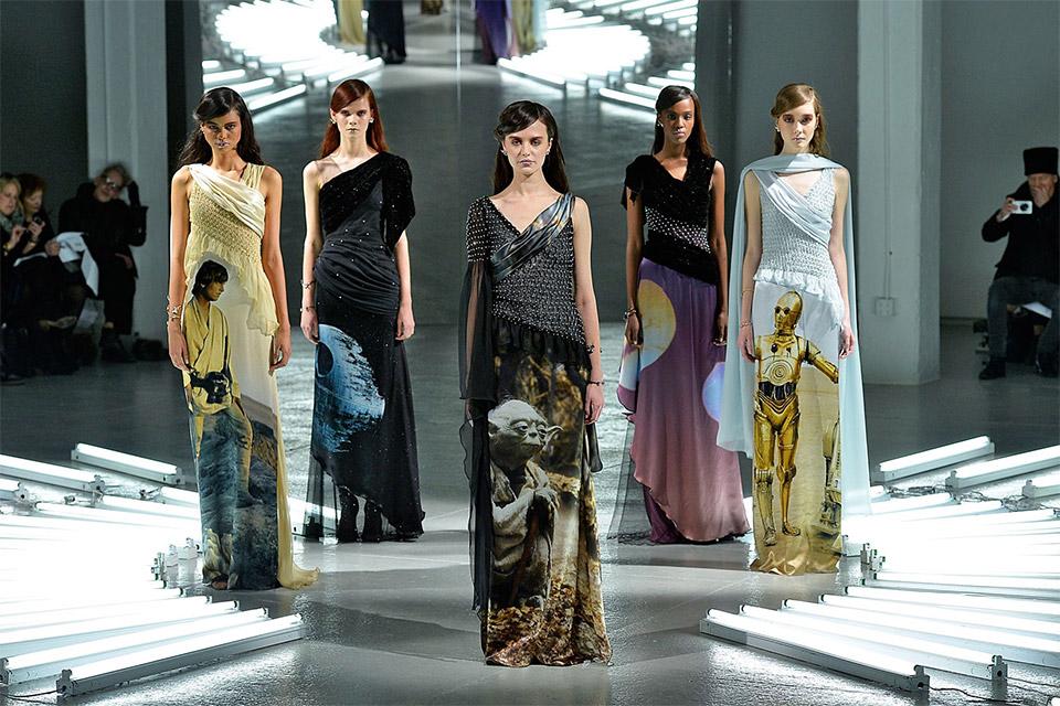 Star Wars Invades Fashion Week New York