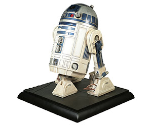 Star Wars: Rare Full Size R2-D2 Collectible Statue