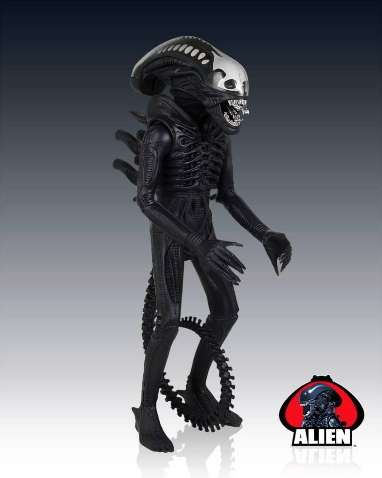 Awesome Kenner-Inspired Jumbo Alien Figure