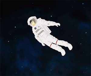 Gravity: Done in 60 Seconds