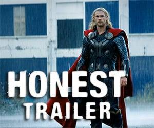 An Honest Trailer for Thor: The Dark World
