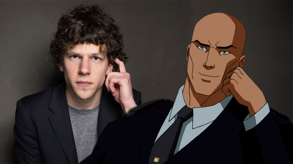 It's True: Jesse Eisenberg is the New Lex Luthor