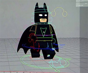 Making The LEGO Movie: From Actors to Minifigs