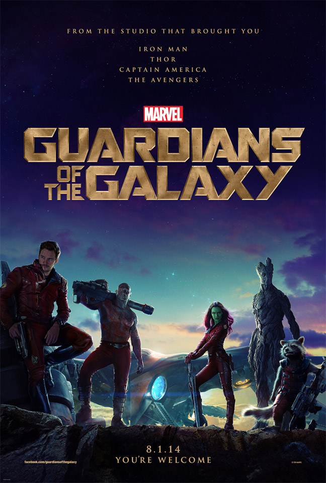 Guardians of the Galaxy: Meet Your Guardians