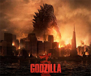 Godzilla: The King of All Movie Posters