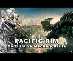 Pacific Rim: Gypsy Danger is Mechagodzilla