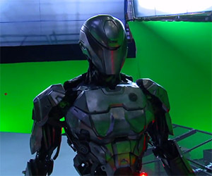 Robocop 2014: Behind the Scenes B-Roll Clips