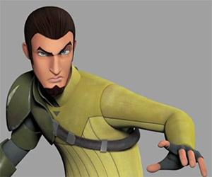 Star Wars Rebels: Kanan Freddie Prinze Jr.