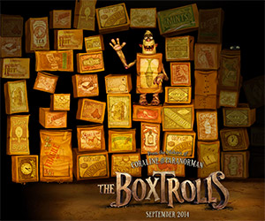 The Boxtrolls: Trailer for Simon Pegg Stop-Motion Film