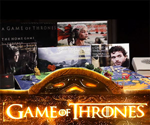Game of Thrones: The Home Game of Thrones