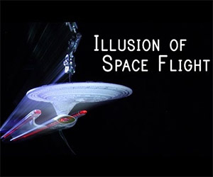 Creating the Illusion of Space Flight