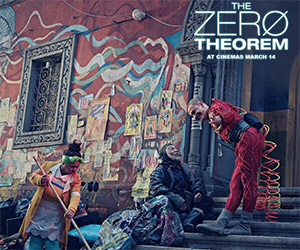 Terry Gilliam's The Zero Theorem: First TV Spot