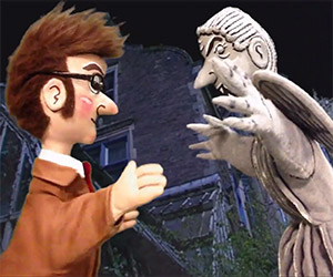 Weeping Angel Musical: The Timey Wimey Puppet Show