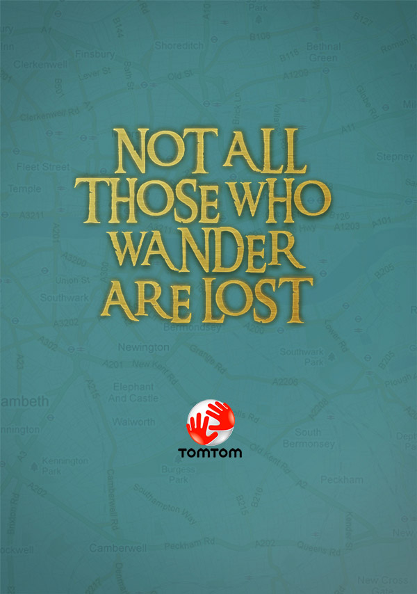 If J.R.R. Tolkien Worked in Advertising