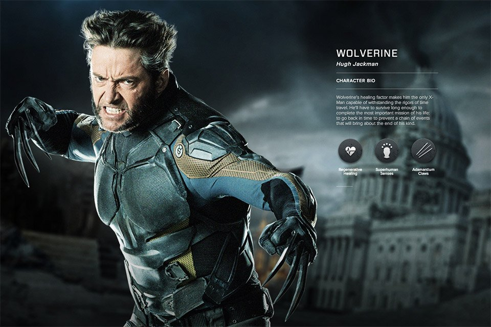 X Men Days Of Future Past Characters List | www.imgkid.com ... X Men Characters
