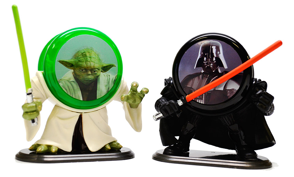 Yomega Announces New Star Wars Yoyo Designs