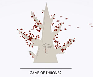 Game of Thrones: An Illustrated Opening Sequence