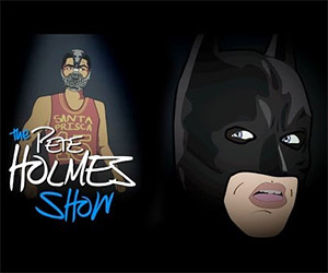 Pete Holmes: Batman and Bane Go One-on-One