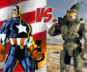 Superpower Beat Down: Captain America vs. Iron Man