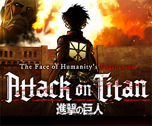 Attack on Titan: First Trailer for English-Dubbed Version