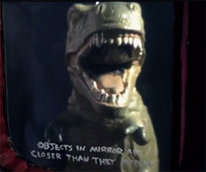 Jurassic Park: Homemade Shot-for-Shot T-Rex Chase