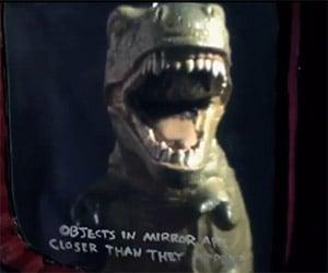 Jurassic Park: Homemade Shot-for-Shot T-Rex Chase