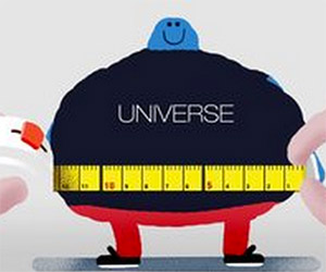 How Big is the Universe? An Animated Guide