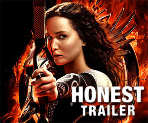 An Honest Trailer for The Hunger Games: Catching Fire