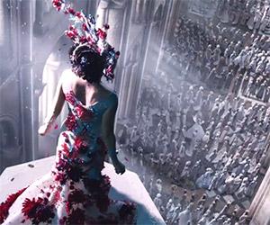 Jupiter Ascending: Amazing Trailer for Wachowski Film