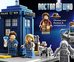 Support This Terrific Doctor Who Set on LEGO CUUSOO