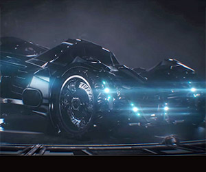 Batman's New Ride: The New Batmobile Unveiled