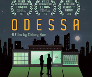 Odessa: A Sci-Fi Tale of a Very Long Journey