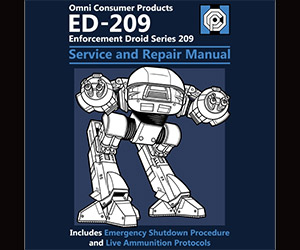 Sci-Fi Vehicle Service and Repair Manuals