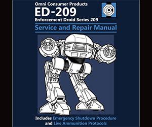 Sci-Fi Vehicle Service and Repair Manuals