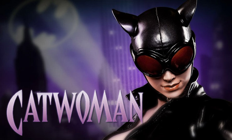 Sideshow Collectibles Premium Format Catwoman
