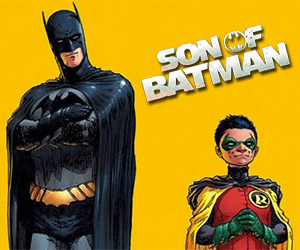 DC Animation's Son of Batman: Exclusive Look
