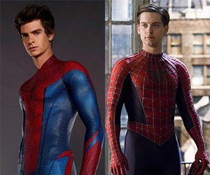 Spider-Man Meets Spider-Man: Who is Better?