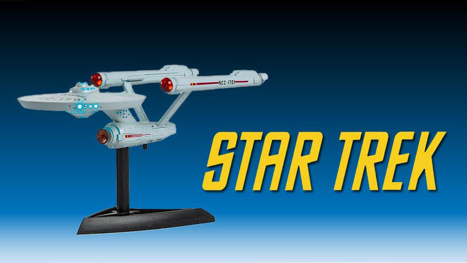 Star Trek Enterprise: Light-Up Desktop Version