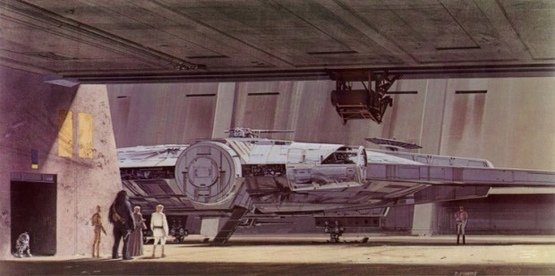 star_wars_millennium_falcon_concept_art_1