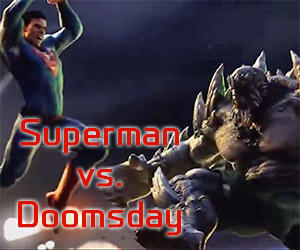 Superman vs. Doomsday Fictional Trailer