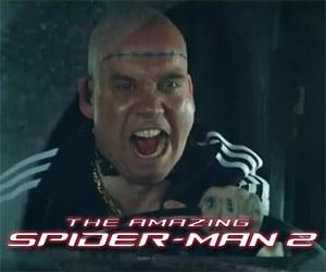 The Amazing Spider-Man 2: A Corny CG Clip