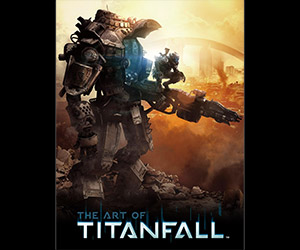 The Art of Titanfall: Hardcover Collectors Book