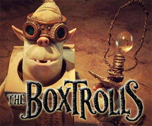 The Boxtrolls: New Trailer and Contest