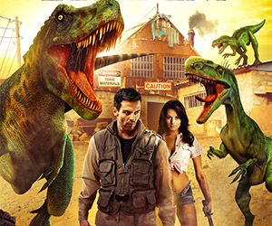 The Dinosaur Experiment: Jurassic Park in the Desert