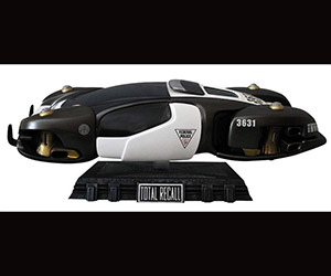 Hollywood Collectibles Total Recall Flying Police Car