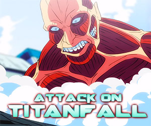 Attack on Titanfall: An Anime-Style Mashup